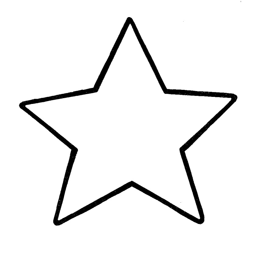 Star Outline Free
