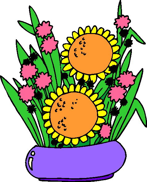 Sunflower Clipart Sunflower