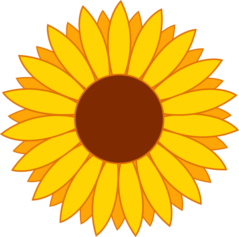 Sunflower Free Clipart