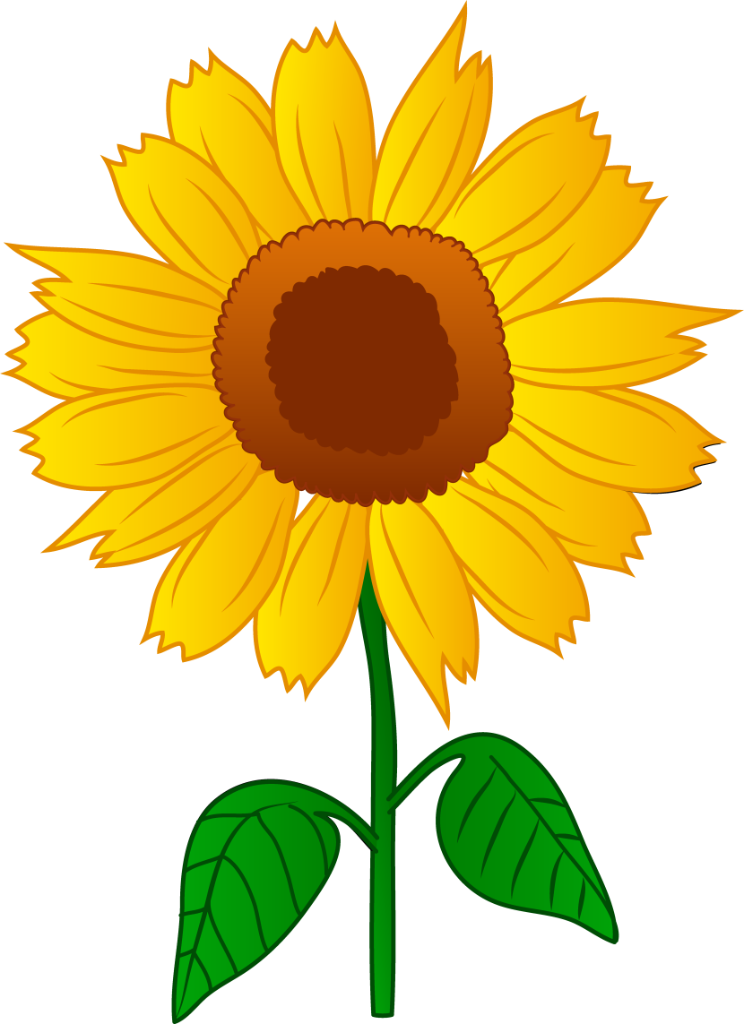 Sunflower Free Printable Free Clipart
