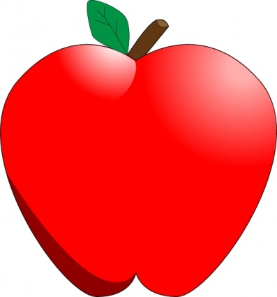 apple fruit clip art. teacher apple clipart fruit clip art