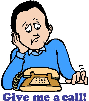 Telephone Clipart