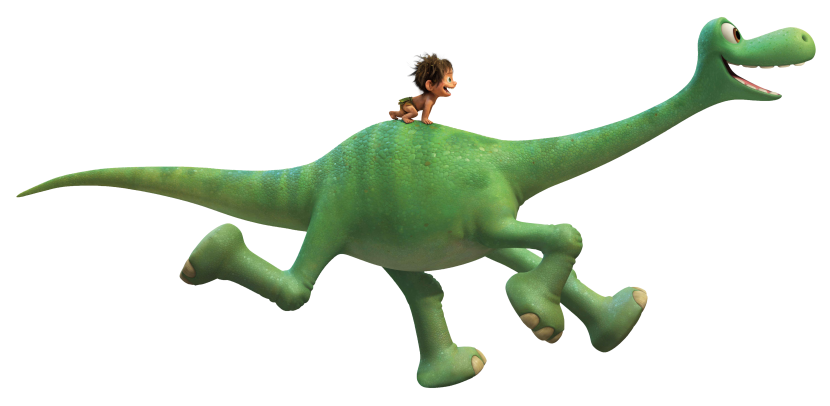 The Good Dinosaur Transparent Png Image