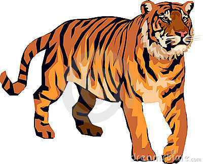 Tiger Clipart Free