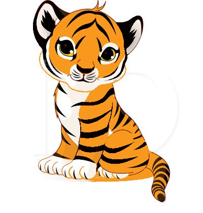 Tiger Free Clipart