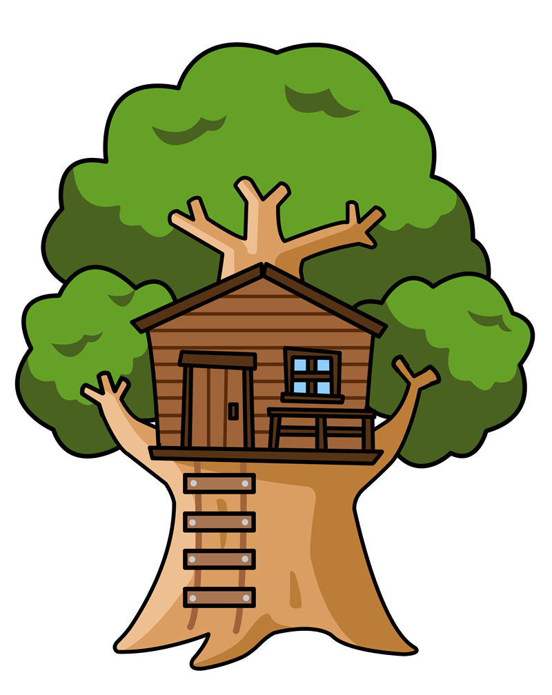 Tree House3 Png