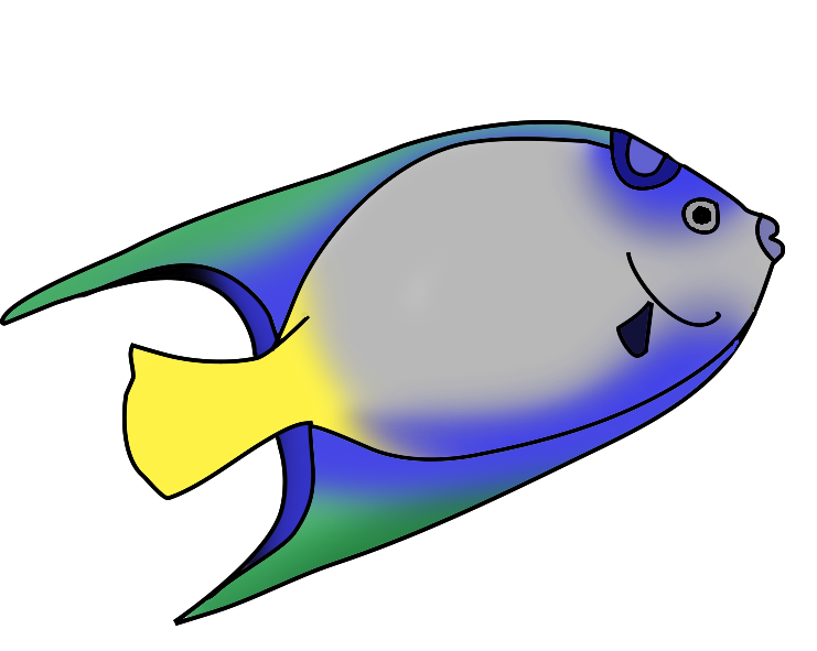 Tropical Fish Clipart