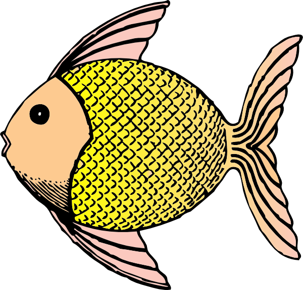 Tropical Fish Free Vector