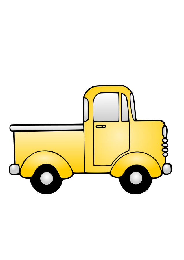 Best Truck Clipart #26903 - Clipartion.com