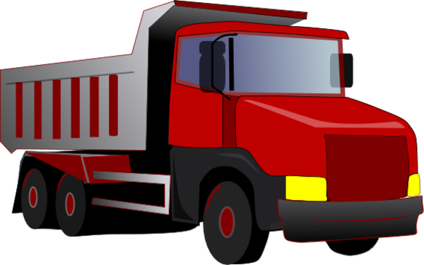 clipart truck - photo #17