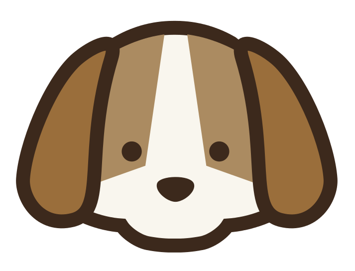 Vector Puppy Clipart