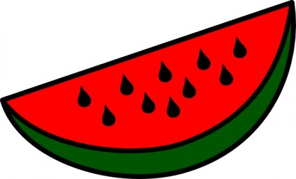 Watermelon Border Free