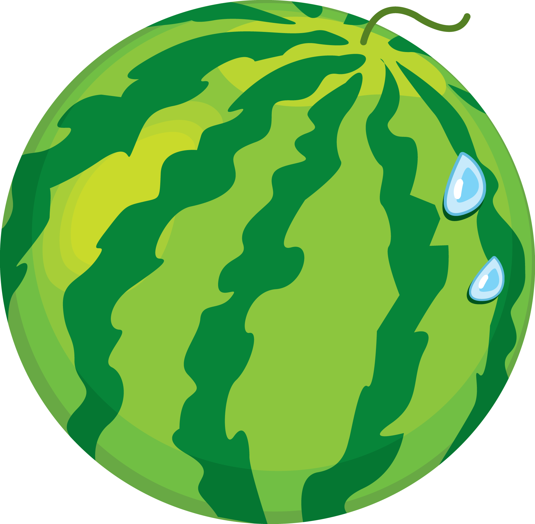 Best Watermelon Clipart #26785 - Clipartion.com