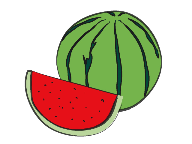Watermelon Free Clipart