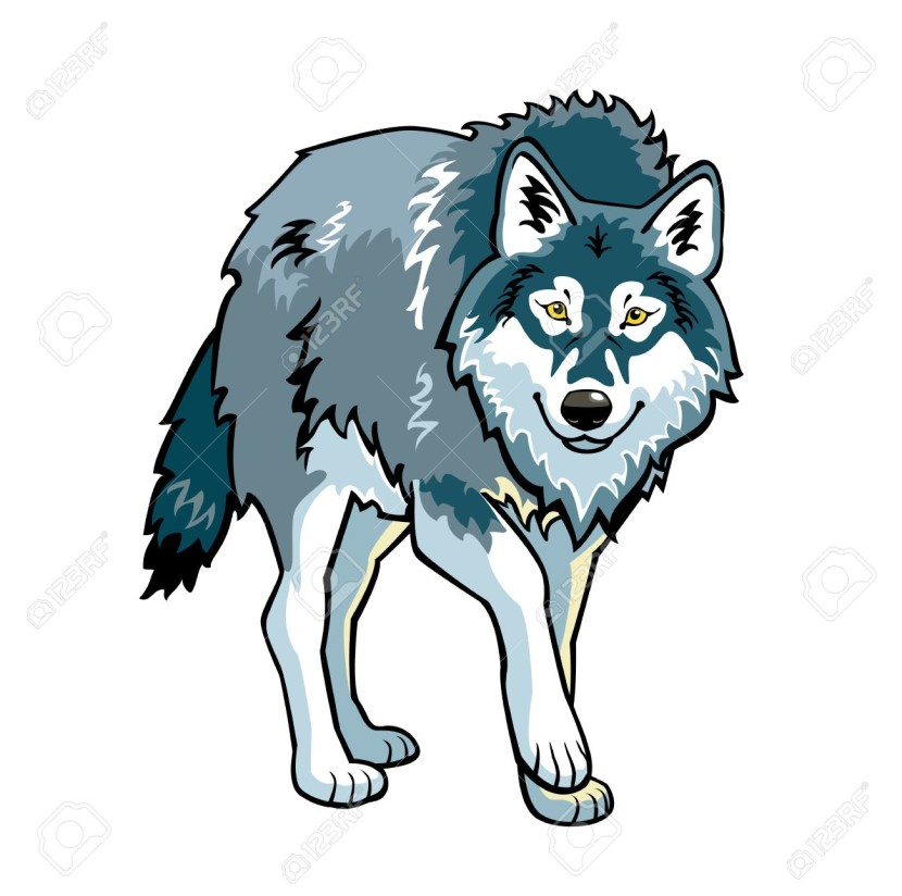 Wolf Clipart Best Cliparts For You