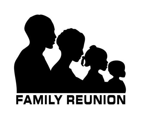 best family clipart black and white #28397 - clipartion