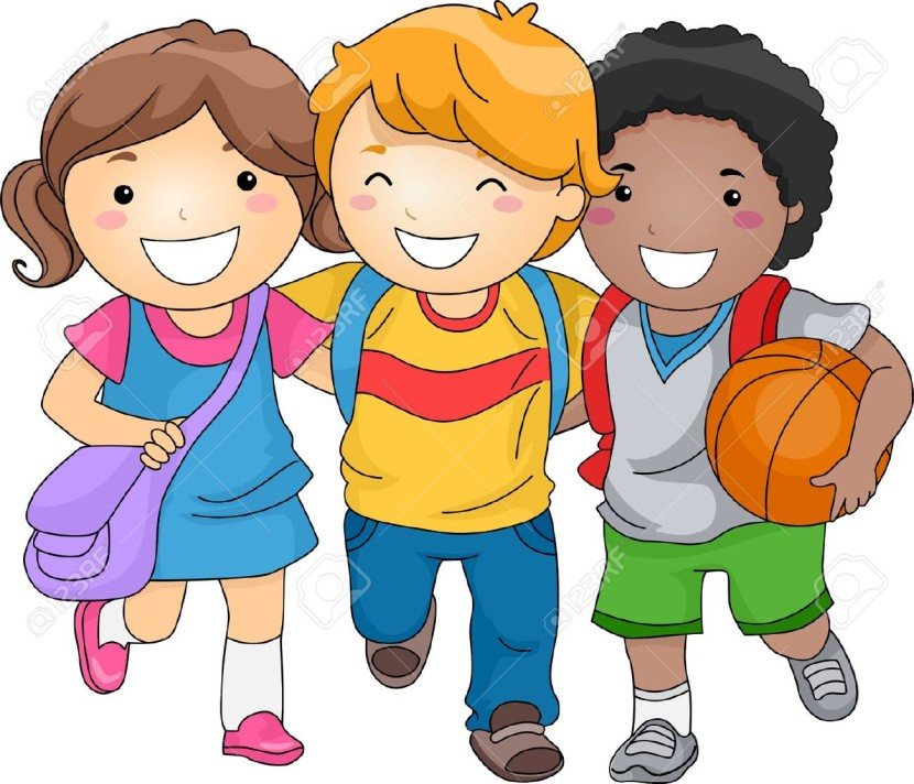 Best Kids School Clipart