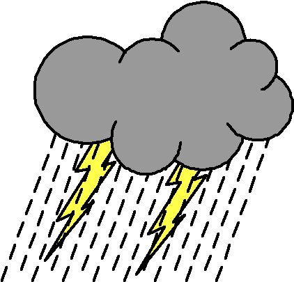 Best Storm Cloud Clipart