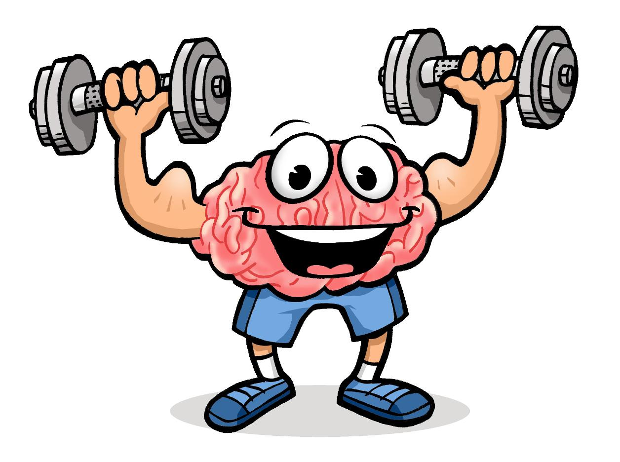 Brain Clipart For Kids