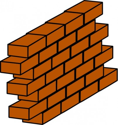 Brick Wall Free Vector Free