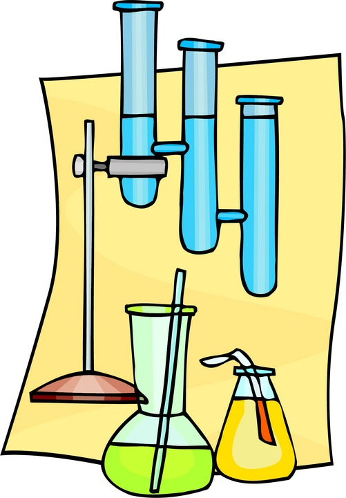Chemistry Class Clipart