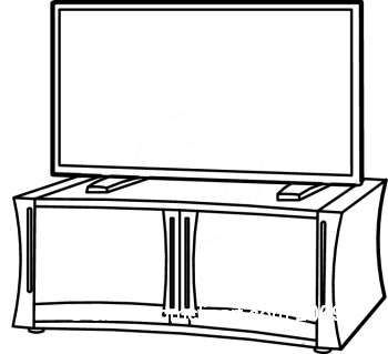 Classroom Clipart Black And White