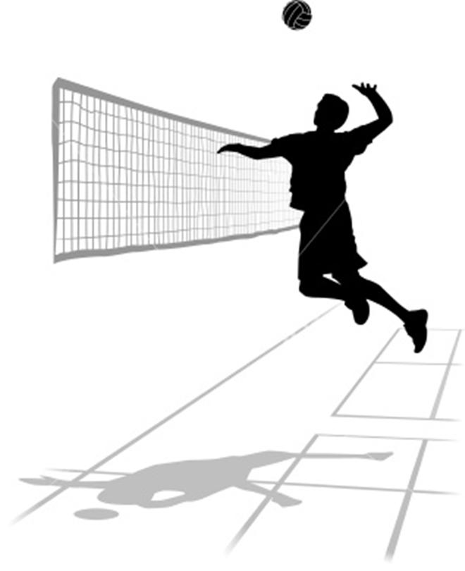 Clipart Volleyball
