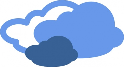Cloud Rain Clouds Clipart Free