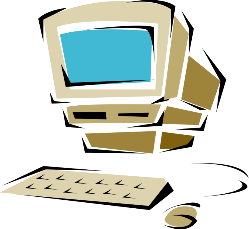 Computer Free Vector Clipartbold