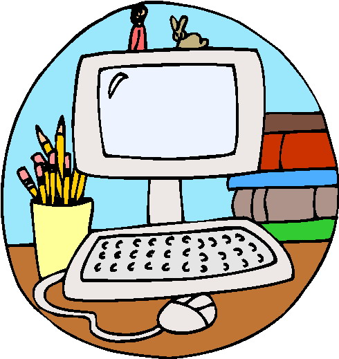 Computer Lab Clipart