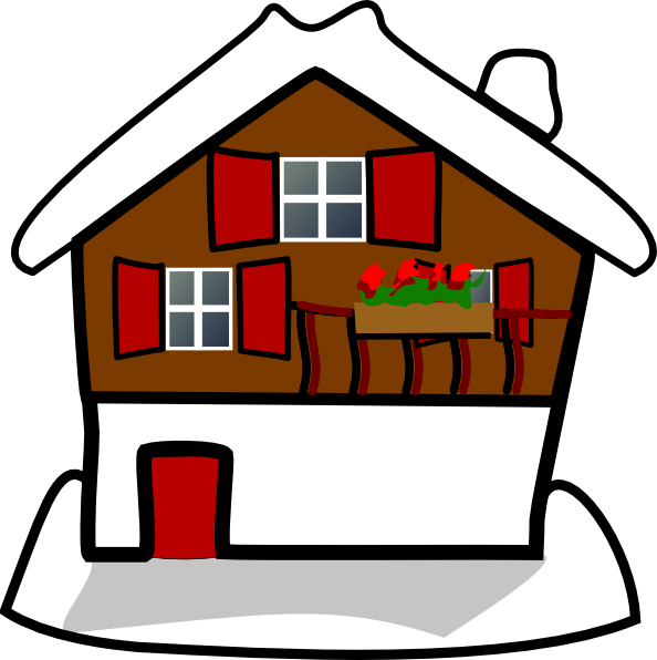 Comtawinla Brick House Clipart