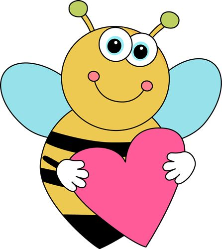 Cute Bee Clipart