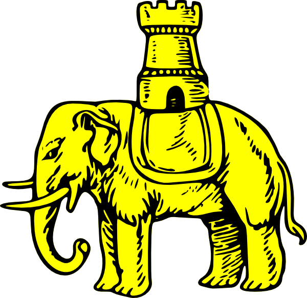 Elephant And Castle At Vector Online