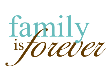 Family Word Art Free