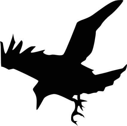 Flying Owl Clipart
