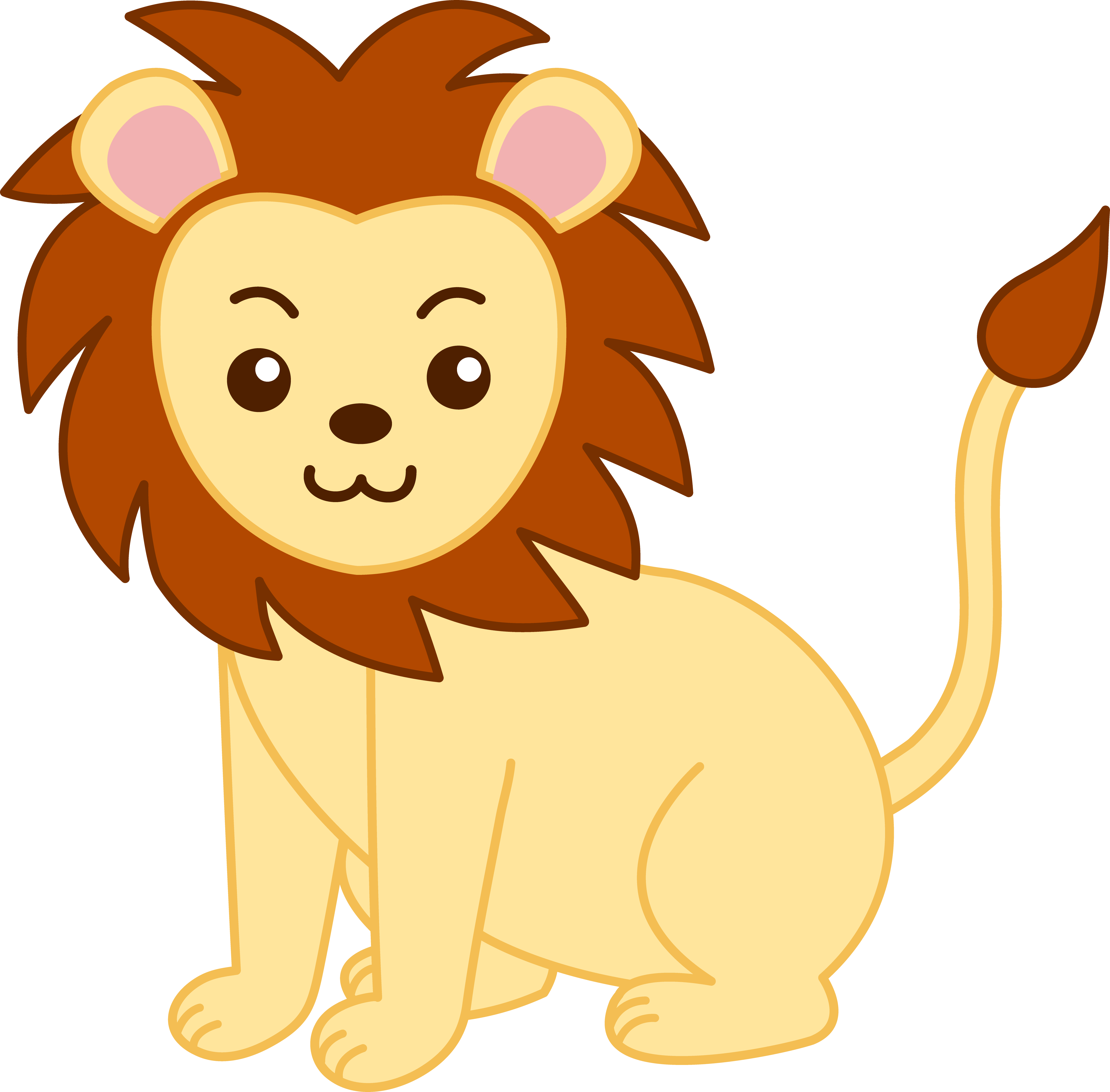 Free Images Of Lions