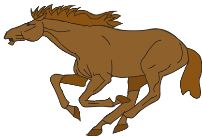 Free Running Horse Clipart 1 Page Of