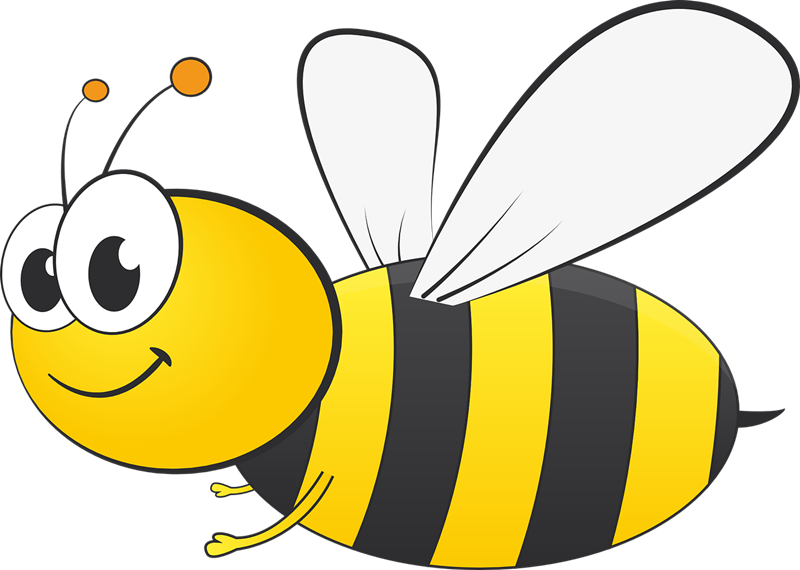best flying bee clipart 29213 clipartioncom