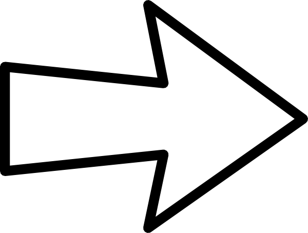 Funneled Arrow Clipart Image