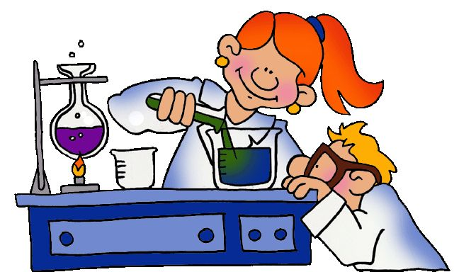 Funny Scientist Free Science Clipart Science
