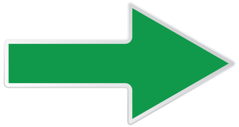 Green Right Arrow Transparent Png Image