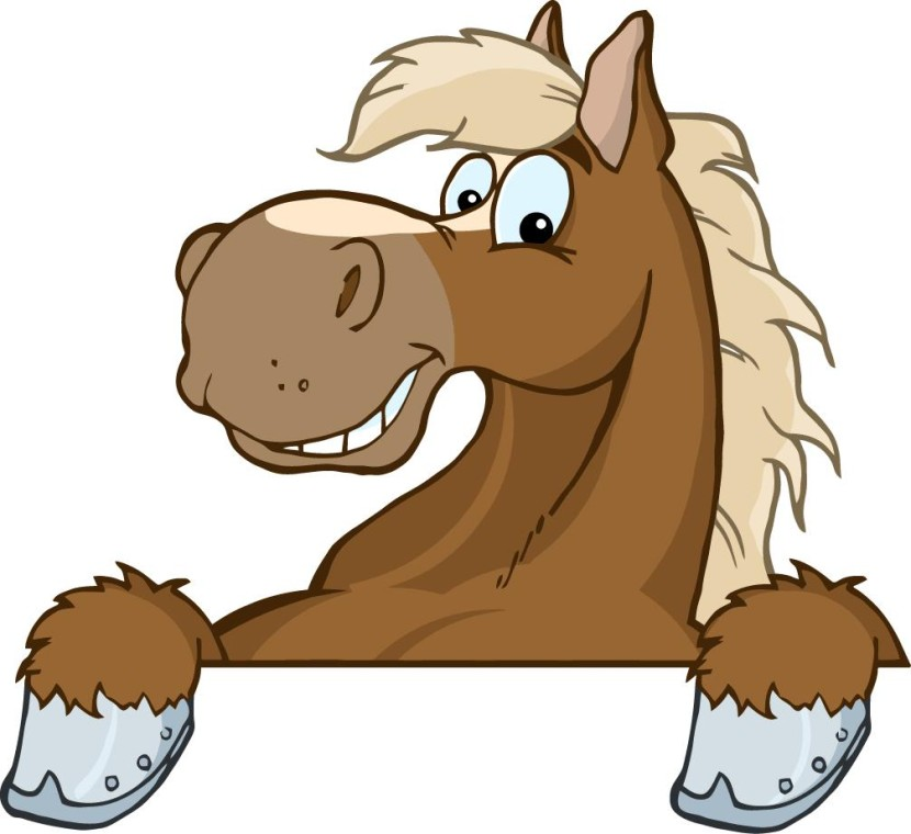 Horse Head Drawings Clipart Clipart Image