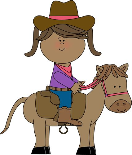 Horse Riding Clipart