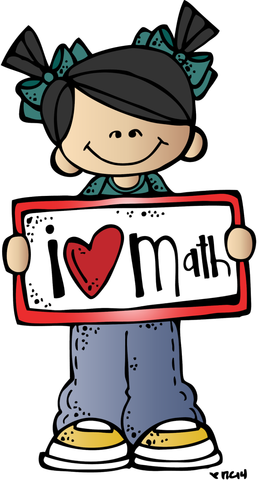 Free Clipart I Love Math Clipart on Worksheets For Preschool My Family