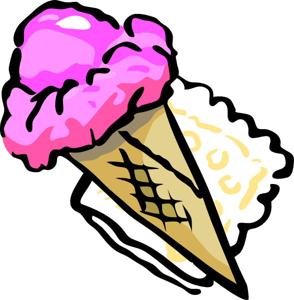 Ice Cream Scoop Clipart