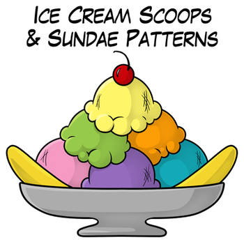 Ice Cream Sundae Clipart Black And White Free