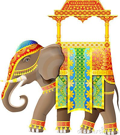 Indian Elephantvladimir Ovchinnikov Via Dreamstime Themed