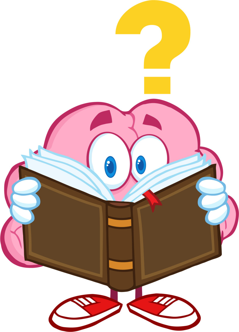 Learning Brain Clipart Dromgib Top