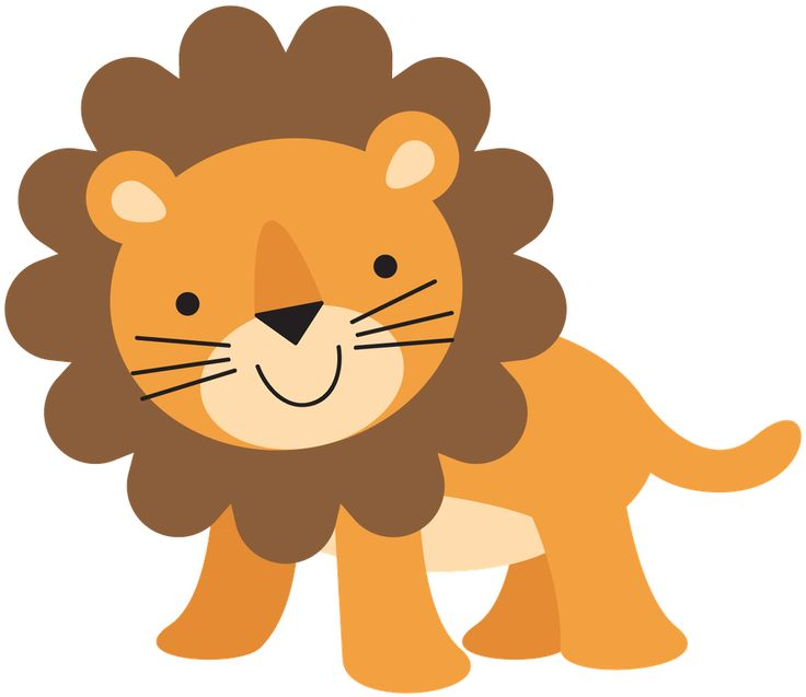 Lion Clipart For Kids Animals Download