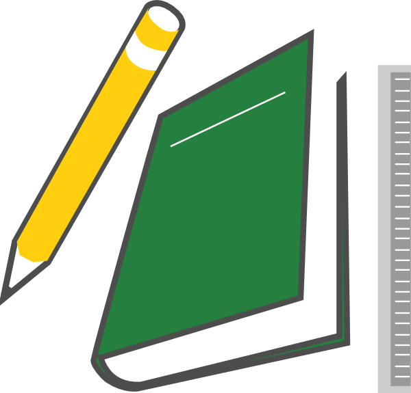 Math Supplies Clipart